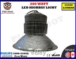 100W 150W 200W LED High Bay Light Fixture for Warehouse, Commercial, Industry