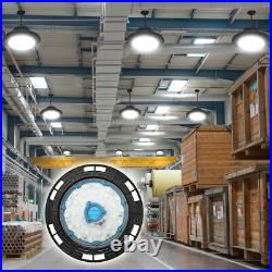 100W LED Low Bay Light UFO Style IP65 Outdoor Commercial Warehouse Lighting Disc