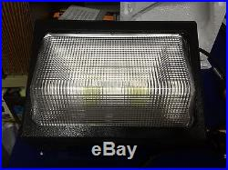 100w Led Light Wall Pack Fixture Industrial building cool white l e d lights