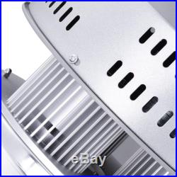 120W Power High Bay Light 3 LED Bulb Warehouse Factory Industrial Lamp Fixture