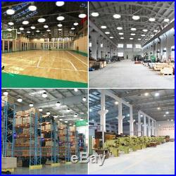 150W Commercial High Bay LED Lighting Warehouse Industrial UFO Lights 18,000Lm