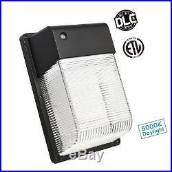 16W Dusk to Dawn LED Wall Pack Photocell Outdoor LED Wall Mount Light 150W Eq
