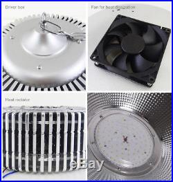 200W 150W 100W LED High Bay Light White Lamp Lighting Fixture Factory Industry