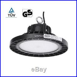200W Bright LED High Bay Light Fixture IP66 LED Factory Warehouse Lighting A4G1