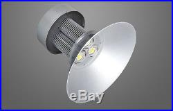 200W LED High Bay Lights Fixture Industrial Warehouse Lamp Factory Ship Lights