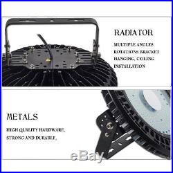250W UFO LED High Bay Light Warehouse Industrial Factory Gym Explosion-proof