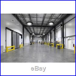 2pcs 200W Dimmable LED High bay Light Gym Factory Garage Warehouse Lighting Lamp
