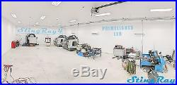 4 Lamp T8 LED HighBay Warehouse, Shop, Garage BRIGHT Commercial(10 FIXTURES)