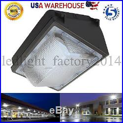 4 Pack 100watt LED Commercial Outdoor Wall Pack Light UL Approved 10,500 lumens