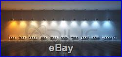 (4-Pack) 4 Ft. 48w Water Vapor Shop Light Fixture with 2x LED T8 Included 6500K