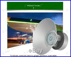 4 X 150W LED High Bay Bright Light Lamp Warehouse Shed Factory Industry Fixture