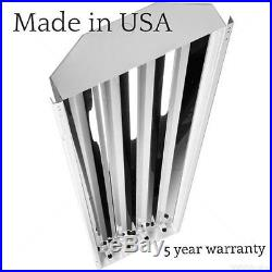 4 lamps T5 HO High Low Bay Light Fixture Shop Warehouse Lighting 4' UL Listed