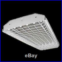 6 Lamp T5HO High bay Fluorescent Light Fixture WITH WIREGUARD NEW