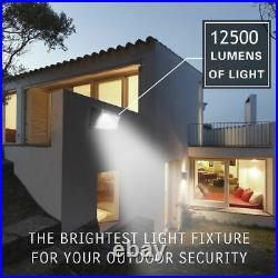 70W 100W 125W 150W LED Wall Pack Light IP65 For Security Lighting 120-277v AC