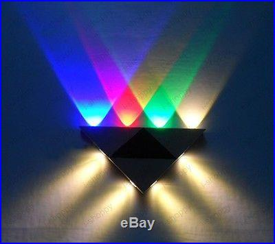 8W LED Wall Sconce Up/Down Light Living Room Hotel Stage House Fixture Lamp Kit