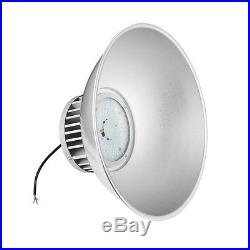 8x 100W LED High Bay Lamp Commercial Warehouse Industrial Factory Shed Lighting