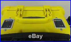 9460-000-245 Pelican 9460 REMOTE AREA LIGHTING SYSTEM 2 LED HEAD YELLOW