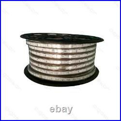 AC 240V LED Strip IP65 Waterproof 5050 SMD Commercial Cool White Rope Light 50M