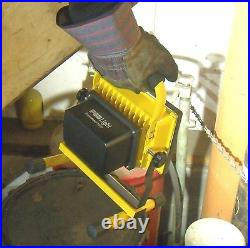 Cordless Rechargeable LED work light 1800 Lumens with Tripod Stand