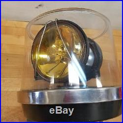 Federal Signal 14SB Series C, 12 Volt, Red/ Yellow Lens USED