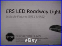GE ERS LED Roadway Light Scalable Fixture ERS1 & ERS2 / GEH-6021