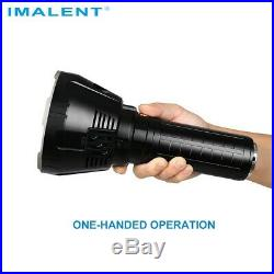 IMALENT MS18 1350m Rechargeable Torch 100000 LM LED Flashlight Waterproof Light