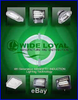 Induction Replaces 300W LED High Bay Lamp Fixture Factory Industry Warehouse