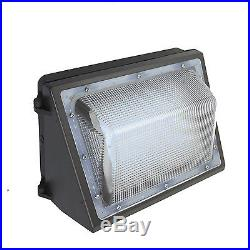 LED 125Watt Wall Pack Light 600-1000W HPS/HID Replacement 12500 Lumens UL Listed