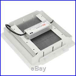LED Canopy Light 120W Parking Lot Gas Station Garage Warehouse Recessed 16803Lm