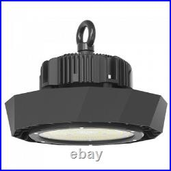 LED High Bay 100W Samsung 12,000 Lumens Dimmable Commercial Lighting UFO