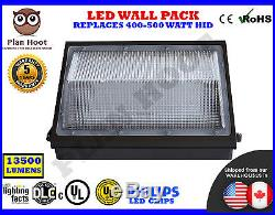 LED Wall Pack 135W Outdoor Industrial Standard Commercial Replaces 400 500W HID