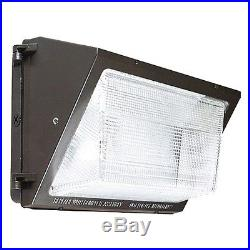 LED Wall Pack 40W Outdoor Fixture Energy Saver Reples 175W Metal Halide DLC