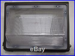 LED Wall Pack 70W Equivalent 400W light Fixture Energy Efficient UL IP65 6000LM