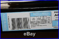 LOT OF 10 Philips Advance Centium ICN-2P60-N Instant Start Electronic Ballasts