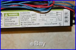 LOT OF 10 TCP E2P32ISUNVE Instant Start High Efficiency Electronic Ballasts