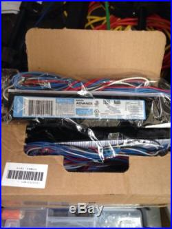 NEW 10 Philips Advance ICN3P32N 120-277V 3 Lamp T8 Electronic Ballast NOS