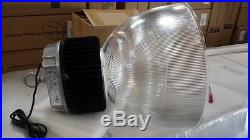 NEW DLC Certified LED High Bay Fixture 150w 5000K 13500 Lumens Complete Fixture