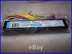 NEW PHILIPS ADVANCE 2 LAMP ELECTRONIC BALLAST T8 ICN-2S110-SC 120 TO 277 VAC