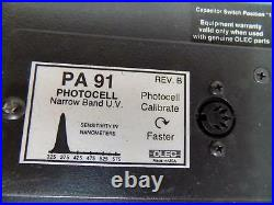 OLEC PHOTOCELL With EXHAUST BLOWER HF 1-60 / PA 91 / L1250XL REV-B