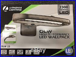 OLW23 High Performance LED Wall Pack