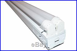 Orilis 8' 96W Surface Mount Hardwired Ceiling Fixture (4) LED T8 Included 6500K