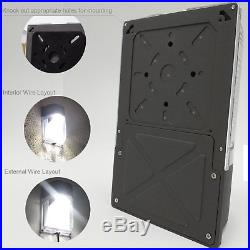 Outdoor Security Lighting Led Wall Light 26W Dusk To Dawn Photocell Waterproof