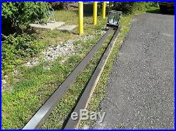 Pair Of 20 Feet Outdoor Commerical, Residential, Industrial Street Lights On Pole
