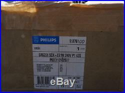 Philips 91w sox street light SRS201 fitted with lamp and photocell