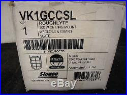 Stonco VK1GCCSL ROUGHLYTE Explosion Proof 100w Industrial Light Fixture NEW