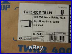 Wall Pack TWR2 400MH TB Lithonia, Bronze, MH